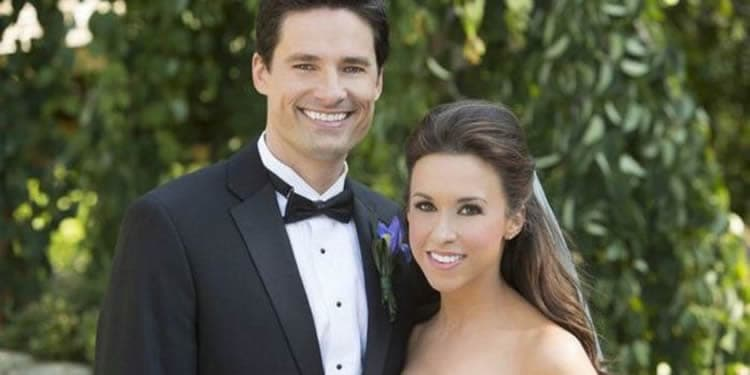 Sonya Salomaa with her spouse Warren Christie