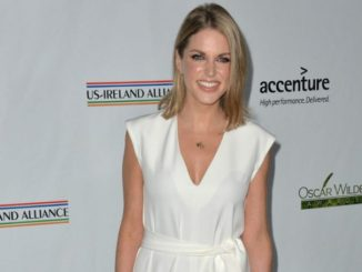 Amy Huberman is married to husband Brian O'Driscoll.