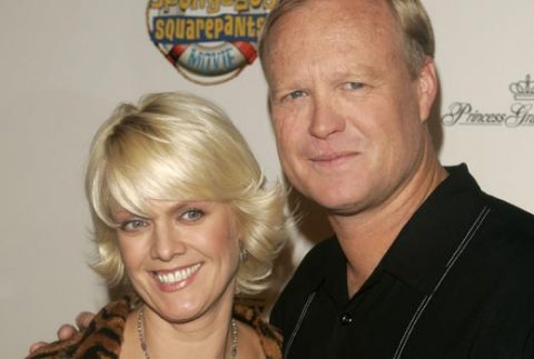 Bill Fagerbakke and wife Catherine McClenahan divorced in 2012