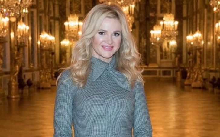 Monika Babisova is married to her husband Andrej Babis