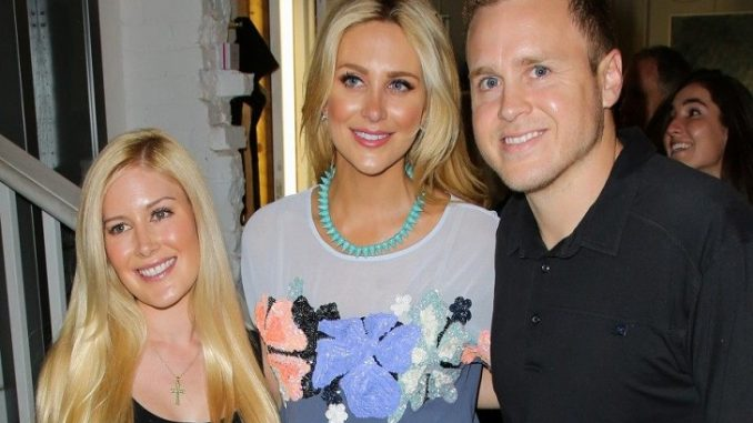 Stephanie Pratt and her brother are not speaking and have unfollowed each other on socials
