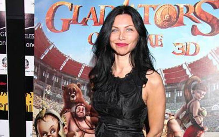 Sofia Shinas has a net worth of $1 million
