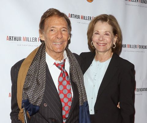 Ron Leibman married his wife Jessica Walter in 1983