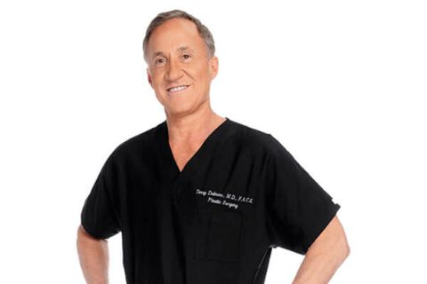 Terry Dubrow also appared in The famous show Botched.