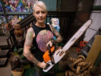 Griffon Ramsey married Geoff Ramsey in 2005 but later divorced her husband in 2018.