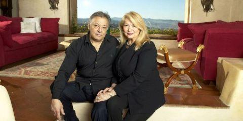 Nancy Kovac married her husband Zubin Mehta in 1969
