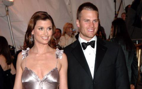 Andrew Frankel and his wife Bridget Moynahan.