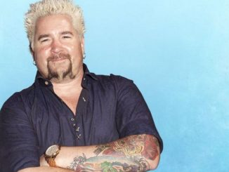 Guy Fieri is married to his wife Lori Fieri