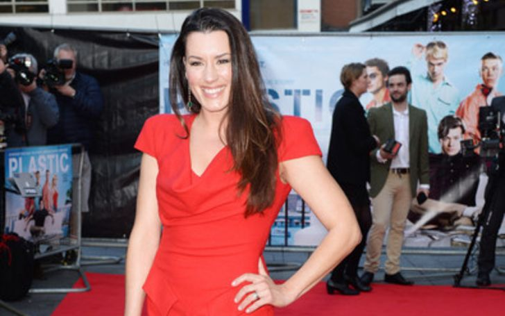 The EastEnders actress tied the knot with Simm in April 2004 after two years of a romantic relationship. Magowan tied the knot with Simm in a distinctive manner in the Forest of Dean on the western part of the Gloucestershire, England.
