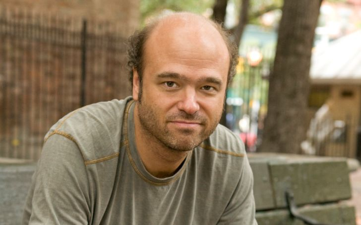 Scott Adsit's Married, Wife