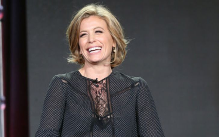 Sonya Walger is in a married relationship with boyfriend turned husband Davey Holmes