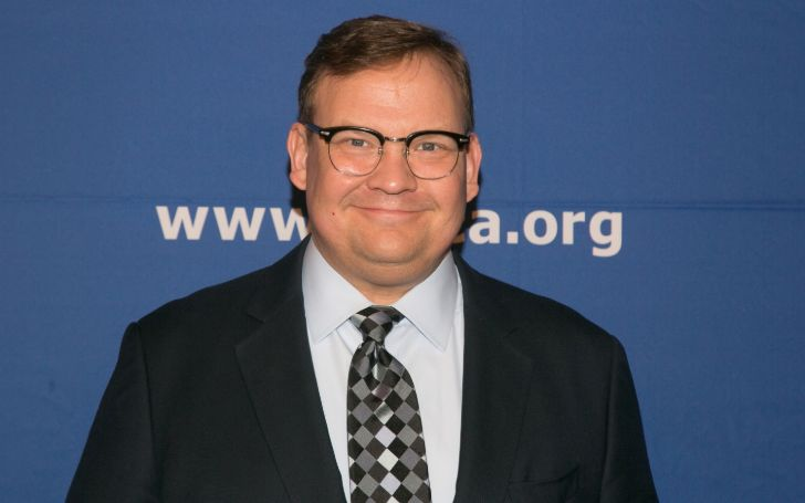 Andy Richter's Net Worth, Earnings, Salary, Relationship, Married Life, Divorce, Affairs, Age, Facts, Wiki-Bio