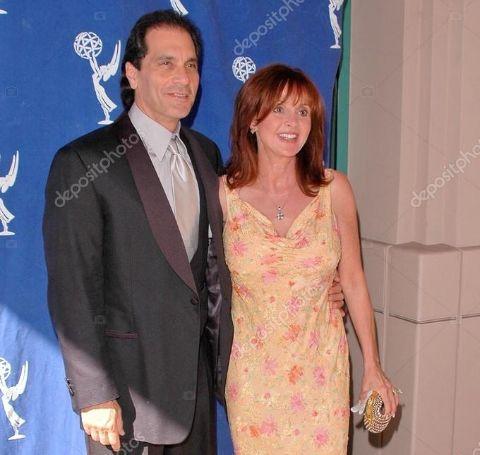 Glenn Gorden is the third husband of the actress Jacklyn Zamen