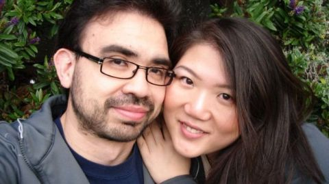 Gus Sorola is currently married to his wife Esther Sorola. Unlike Gus, his wife Sorola is a non-show-biz person. Gus married his wife Esther through a private marriage ceremony in Texas.
