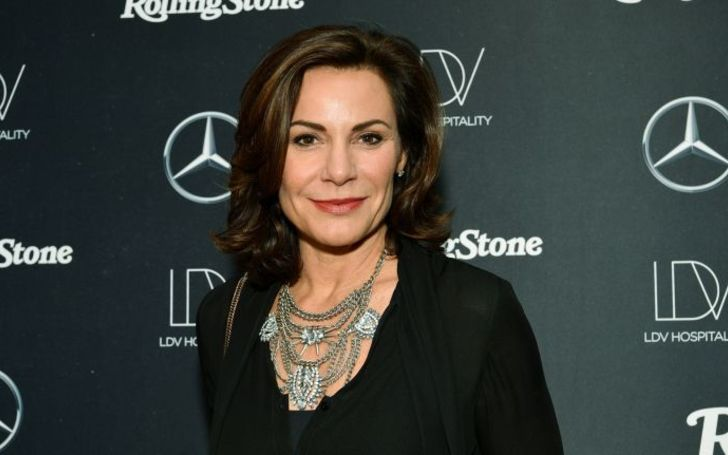 Luann de Lesseps enjoys the net worth of $25 millions.
