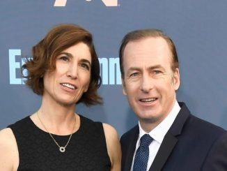 Naomi Odenkirk enjoys the net worth of $1.2 million. Collectively, she and her husband has over $10 million