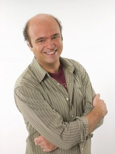Scott Adsit is secretly married to his wife