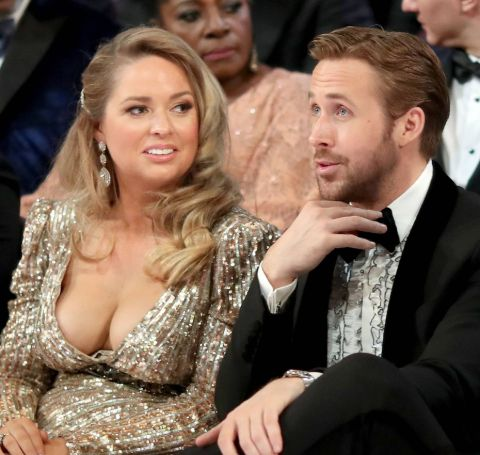 Mandi Gosling younger brother Rayan Gosling enjoys the net worth of $60 millions.