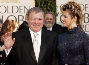 Nerine Kidd was the third wife of Shatner.