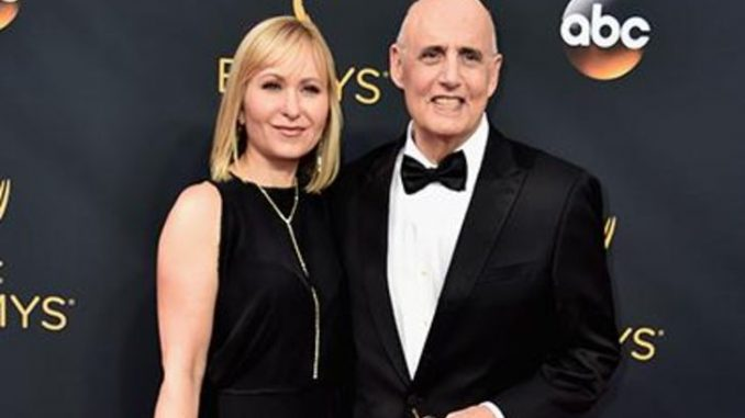 Kasia Ostlun is married to her husband Jeffrey Tambor