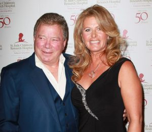 Nerine Kidd was married to William Shatner in 1997.