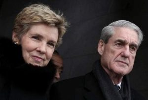 Ann Cabell Standish, Robert Mueller's wife