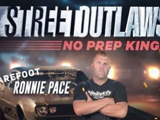 Barefoot Ronnie Pace from Street Outlaws