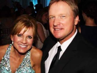 Cindy, wife of NFL Coach Jon Gruden