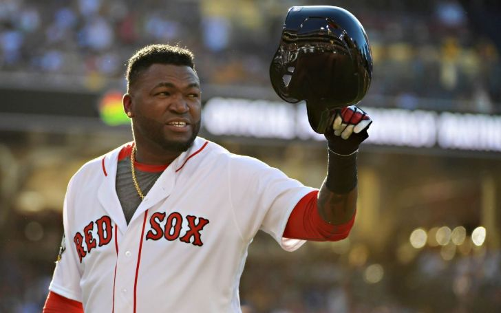 David Ortiz is a married man with his wife of many years and also has three children.