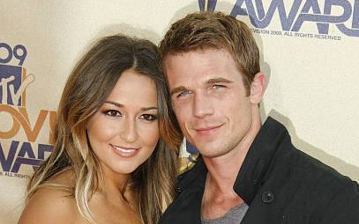 Dominique Geisendorff with her partner Cam Gigandet has a net worth of millions