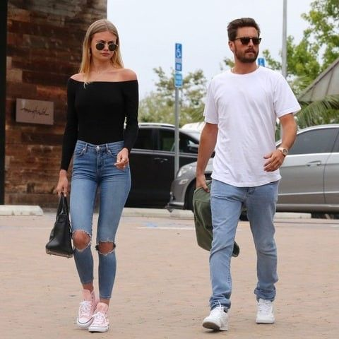 Ross caught her rumored boyfriend, Scott Disick on a dinner date withBella Thorne.