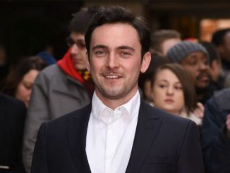 George Blagden has an estimated net worth of $2 million.