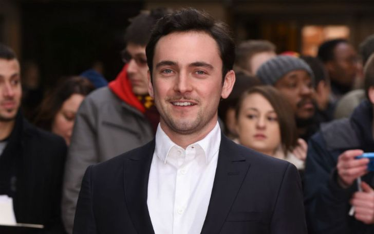 What Is George Blagden's Age? Know Anout His Bio, Wiki, Height, Net Worth, Career, Family