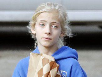 Hazel Moder is the daughter of Julia Roberts and Daniel Moder.