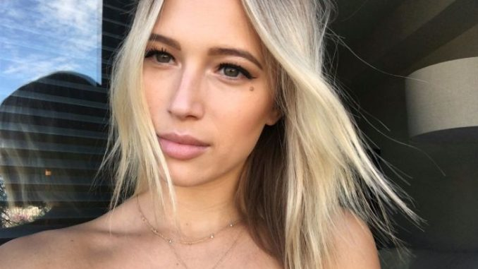 Sydney Stempfley is currently single after her breakup with former boyfriend Arie Luyendyk Jr.