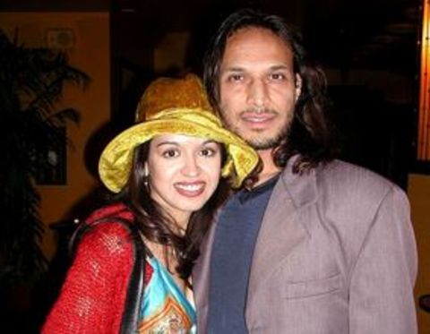 Jesse Borrego tied the knot of the wedding with his wife, Valeria Hernandez.