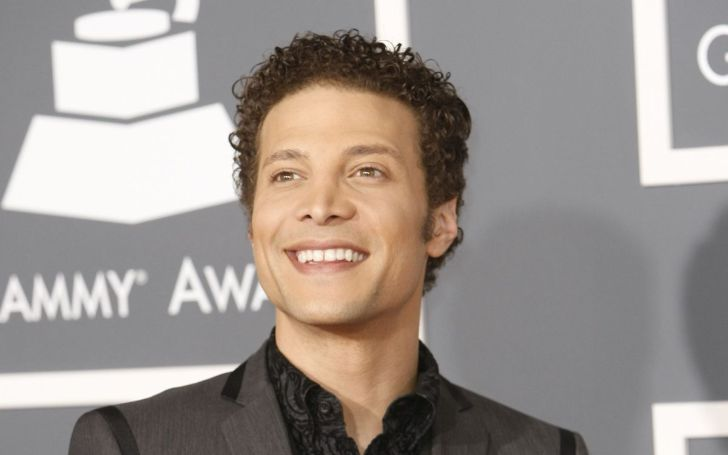Justin Guarini has a net worth $700 Thousand