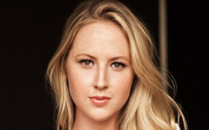 Kaitlin Cullum, Jug Face actress