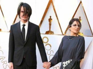 Sharona Katana is married to her lover Jonny Greenwood