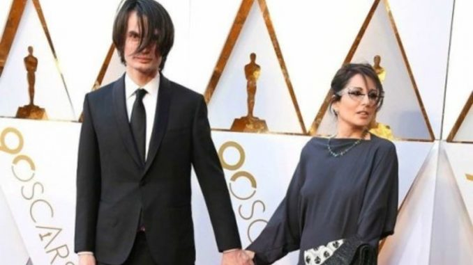 Sharona Katana is married to her lover Jonny Greenwood