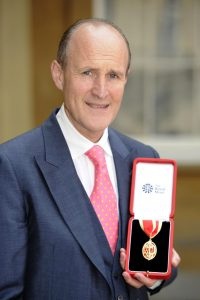 Sir Peter Bazalgette said the programme had 'helped a number of people'