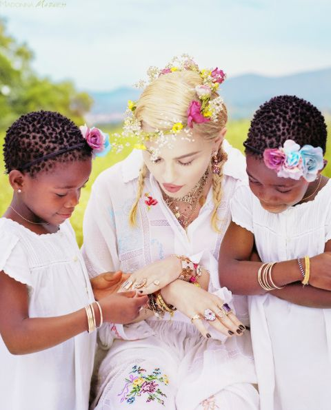 Stelle Ciccone is the adopted daughter of legendary Pop singer,Madonna Louise Ciccone.