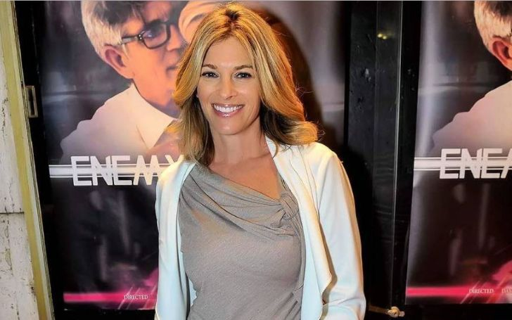 Tracy Melchior holds a net worth of $2 million