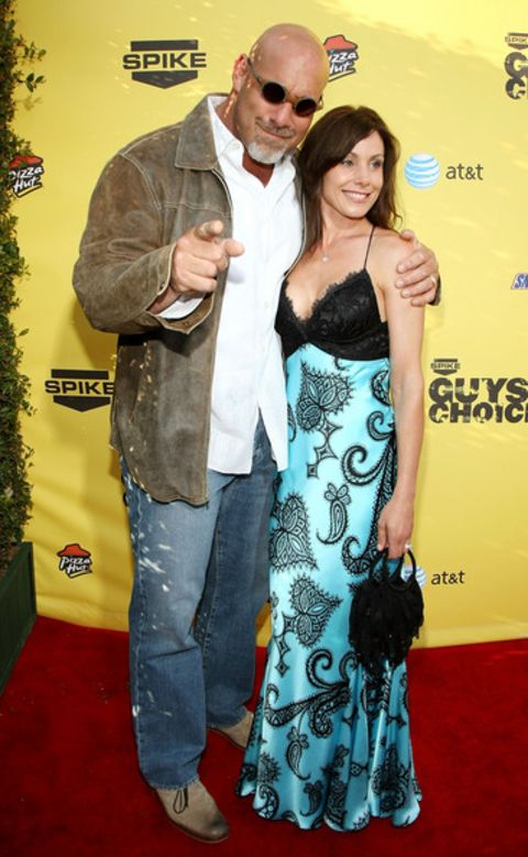 Wanda Ferraton's husband Bill Goldberg possesses a net worth of $14 million
