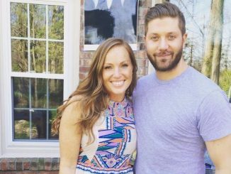 Steve Hawk is sharing a marital relationship with his wife Mina Starsiak