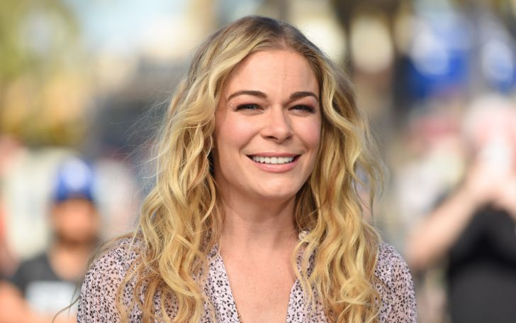 LeAnn Rimes criticized for her new tattoo