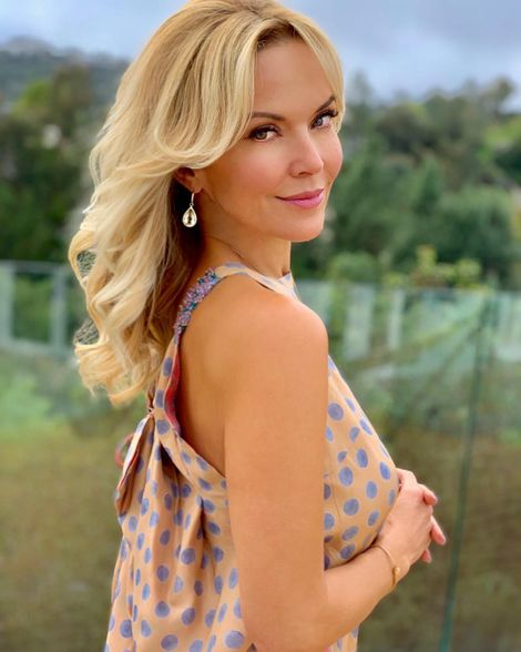 Brandy Ledford was once a married lady.