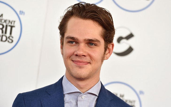 Ellar Coltrane, Dating, Relationship, Girlfriend