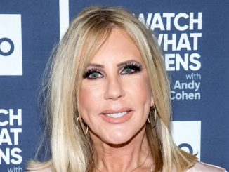 Vicky Gunvalson is engaged to Steve Lodge