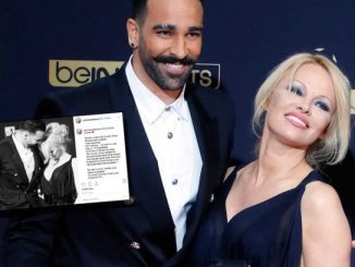 Pamela Anderson and Adil Rami had been dating since 2017 but she has accused her boyfriend or cheating on her.